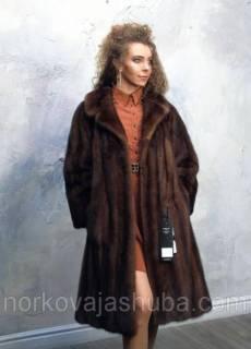 9b50cd3e48e Купить норковую шубу классическую женскую размер 46 48 дешево 46 16500грн
