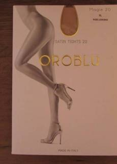 6c355a1766392 Колготки Oroblu Satin Tights XL NUDE LOOK SKIN 20 den Италия Oroblu Италия  70грн