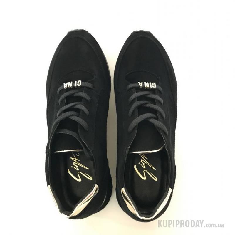 e56a51547 Женские кроссовки GINA натуральная замша итальянские материалы ...