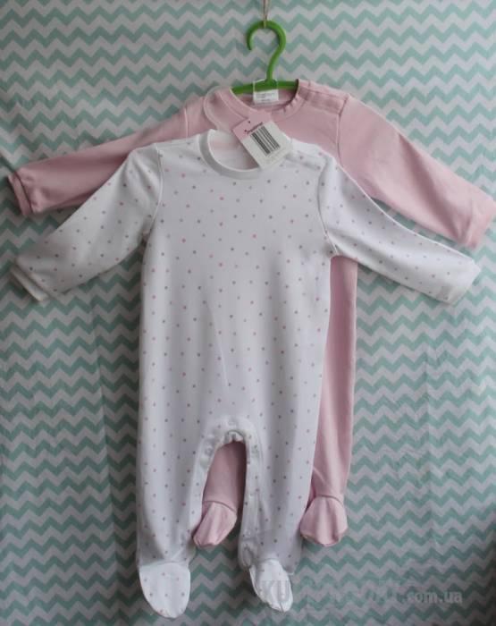 Комплект з 2х піжам для немовля (чоловічок) - 270 грн. Детские вещи ... 8a243f3e89a3c